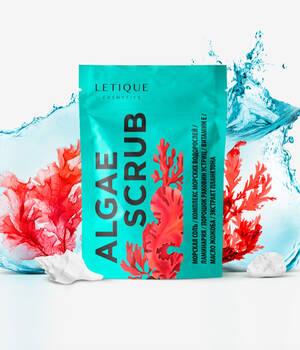 Скраб algae