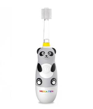 Детская электрическая зубная щетка Megaten Kids Sonic | Панда