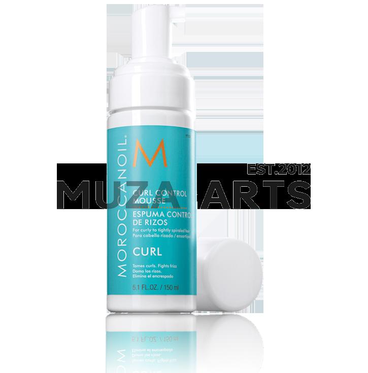 Мусс-контроль для вьющихся волос Moroccanoil