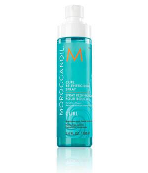 Спрей-энергетик для вьющихся волос Moroccanoil