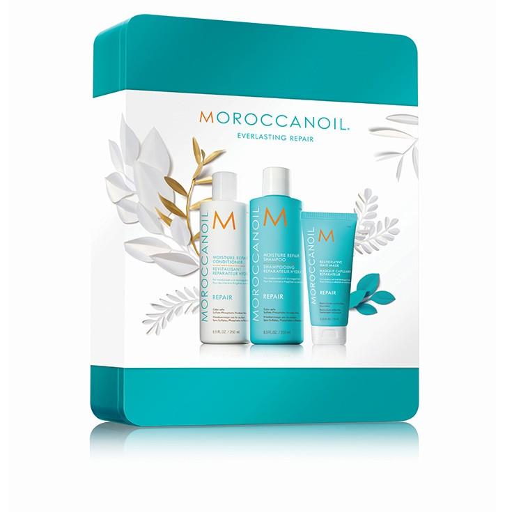 Праздничный набор Repair Moroccanoil